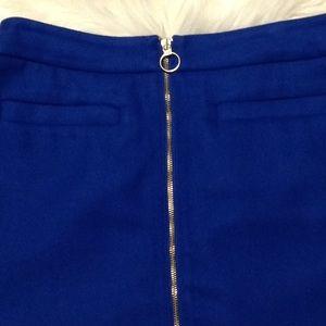 Express Skirts - EUC Express zip front skirt